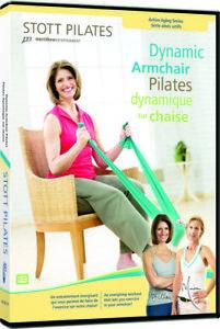 Stott-Pilates-Dynamic-Armchair-Pilates-2007-DVD-NEUF-Mer400-REGION-1