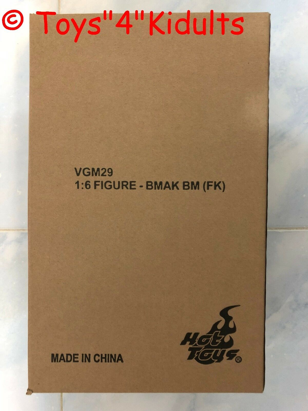 Hot Toys VGM 29 Batman Arkham Knight (Futura Knight Version) 12 in (environ 30.48 cm) FIGURE NEW