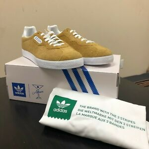 best service d5082 4a100 Image is loading Adidas-Gazelle-Super-X-Alltimers-Mesa-White-Blue-