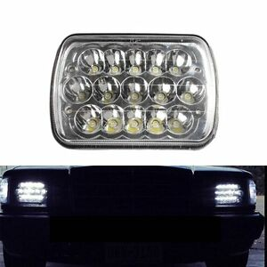 45W-7x6-Sealed-Beam-LED-Headlight-Kenworth-Ford-Yugo-XJ-amp-YJ-Subaru-FREIGHTLINER