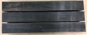 Schwarzes-Ebenholz-Ebony-Drechselholz-Tonholz-Tonewood-550-x-65-x-65mm