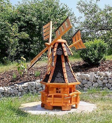 Windmühlen, Windmühle für den Garten Typ 11