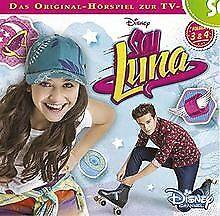Folge 3+4 de Disney, Soy Luna | CD | état très bon