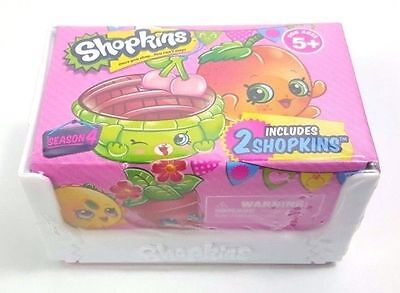 Flat Shipping Rate Choose Character Shopkins Season 4 Mystery Edition 2
