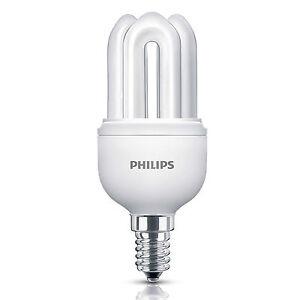 Cool White Energy Saving Light Bulbs: Image is loading Philips-8w-40w-Energy-Saving-Light-Bulb-SES-,Lighting
