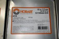 Hobart E7018 H4r Carbon Steel Stick Welding Rod Electrode 18 50 Lb