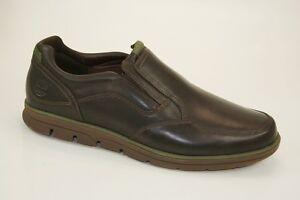 Details zu Timberland Earthkeepers Bradstreet 40 US 7 Slip On Slipper Herren Schuhe 5500A