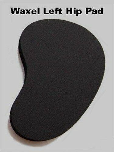 """Waxel 1/"""" Thick High Impact LARGE Left Hip Pad GREAT PROTECTION!"""
