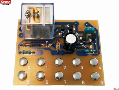 Kemo b108 Atomium KIT Electronic Kit