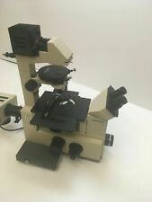 Olympus Imt 2 Binocular Microscope With Phase Contrast Three Objectives
