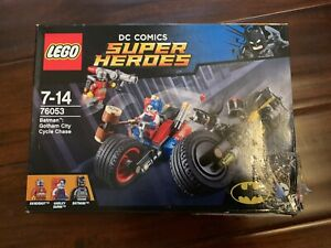 *NEW* LEGO Batman Minifigure Minifig from 76053 Gotham City Cycle Dark Knight