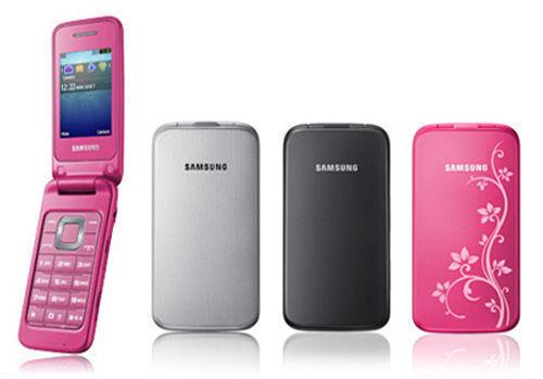Samsung Gt C3520i Unlocked Quad Band Gsm Phone 1 3 Mp International C3520 Flip For Sale Online Ebay