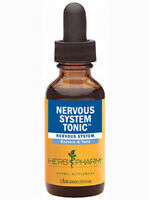 Herb Pharm Nervous System Tonic Compound 1 Oz