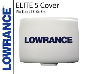 Lowrance-Elite5-Elite-5m-Elite-5X-5Mark-HDI-DSI-Sun-amp-Dust-Cover-000-12750-001