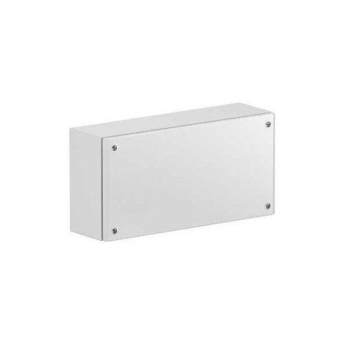 Schneider Electric NSYSBM151512 Metal Industrial Flat Box 150x150x120mm