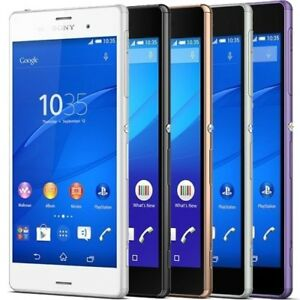 Sony-Xperia-Z3-D6603-Android-Smartphone-Handy-ohne-Vertrag-LTE-4G-Quad-Core-WOW