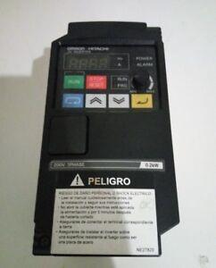OMRON 3G3JX AB002 EF variador DE VELOCIDAD FRECUENCIA