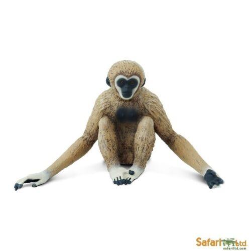 Gibbon 12 cm serie animales salvajes Safari Ltd 228329 novedad 2017