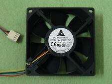 8G76 4-Pin Connector Delta AUB0812VH 12V DC 0.41A MPS DC Brushless Cooling Fan