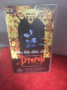 Bram-Stoker-039-s-Dracula-VHS-Horror