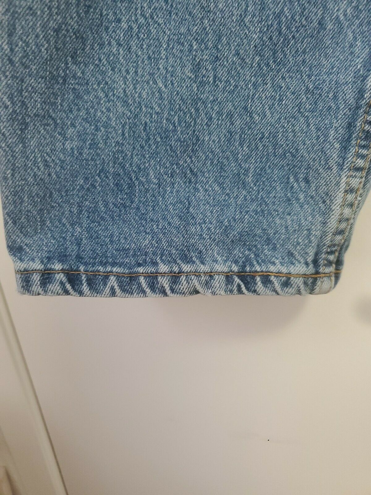 Vintage 501 Levis 34x32 Made In USA - image 3