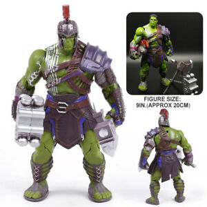 Diamond-Marvel-Select-Thor-Ragnarok-Gladiator-Hulk-9-034-Action-Figure