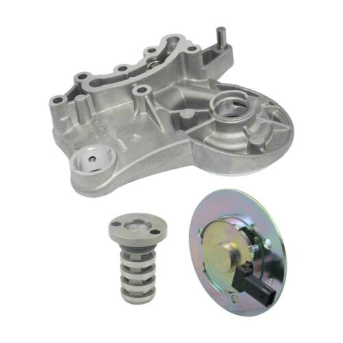 Camshaft Adjustment Central Magnet Bearing Cover Adjuster Valve for Audi 2.0