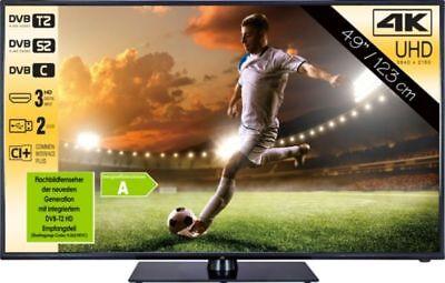 "JTC Nemesis 49"" UHD LED-TV Fernseher"