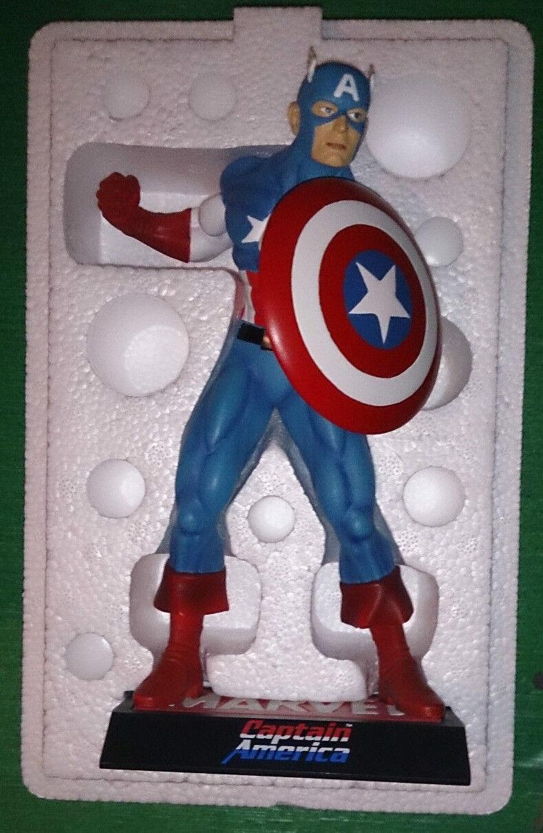 Diamond wählen marvel - comics captain america maquette   809   3000 - statue