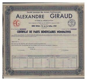 CERTIFICAT-PARTS-BENEFICIAIRES-ALEXANDRE-GIRAUD