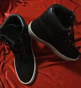 Authentic Stray Designer Shoes Mens Sneakers Suede Size 7 Black Ebay,Fashion Designer Business Card Sample