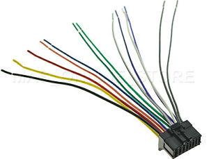 wire harness for pioneer deh p3100ub dehp3100ub pay today ships rh ebay com Pioneer Deh P3100ub Wiring-Diagram Pioneer Deh P3100ub Wiring-Diagram