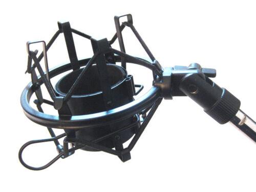 Mikrofonspinne für AKG C12 VR Shockmount-Suspension Shure KSM313 Telefunken