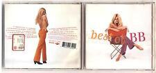 Cd BRIGITTE BARDOT Best of BB - PERFETTO mai usato 1996 Siae bianco