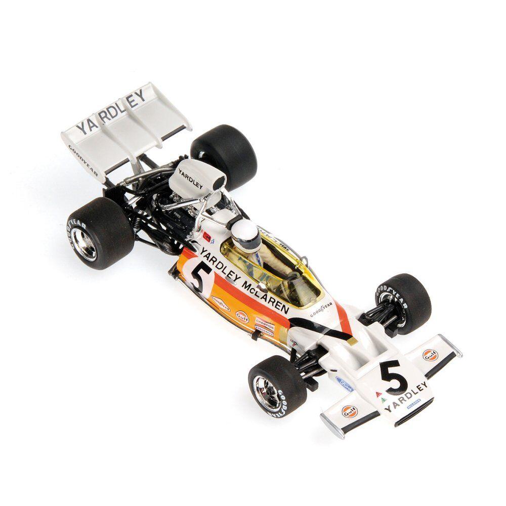 MINICHAMPS 530724305 1 43 McLaren Ford M19 Brian rougeMAN German GP 1972  endommagé