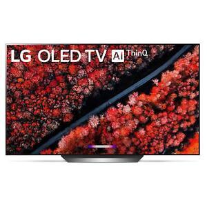 """LG 77"""" Class 4K (2160p) Smart HDR OLED TV (OLED77C9AUB)"""