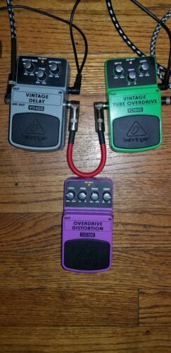 Vintage Delay Buy One Give One Musical Instruments & Gear Behringer Behringer Vintage Delay Vd400
