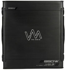 New VM Audio SRA850.2 850W 2/1 Channel Car Amplifier Power Amp MOSFET Stereo
