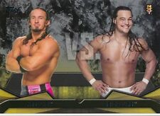 #17 NEVILLE vs BO DALLAS 2016 Topps WWE Then Now Forever NXT RIVALRIES