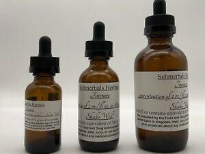 Skullcap, S. lateriflora, tintura 2:1 organici 2X resistenza ~ schmerbals Erbe