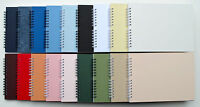 Mountboard Blank Scrapbook / Guest Book / Photo Album A5, 20 Pages, Acid Free