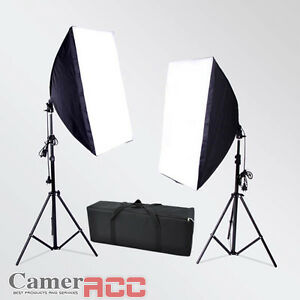 1250W-PhotoStudio-Continuous-Light-Kit-Soft-Box-Softbox