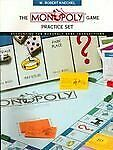 Monopoly Practice Set  Accounting for Monopoly Game Transactions