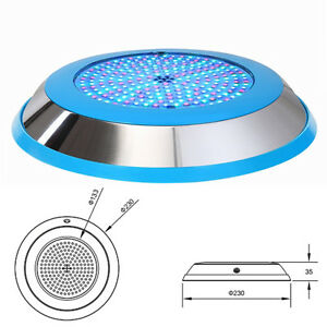 Resin filled 252 led rgb underwater light show for - Swimming pool lighting requirements ...