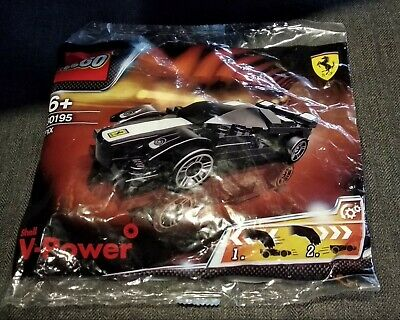Lego Shell 30195 V-Power Ferrari FXX Polybag