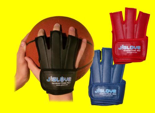 LEFT Hand Small J-Glove Basketball Shooting Aid