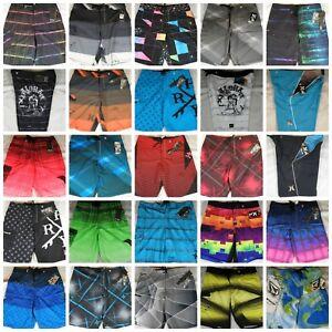 0643124aa2 Image is loading NWT-Mens-Hurley-DC-Volcom-Boardshorts-Swim-Shorts-
