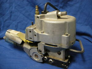 ORGAPACK-AIR-PNEUMATIC-STRAPPING-UNIT-OR-H-20A-371-FOR-SHIPPING-PACKAGING-SKIDS