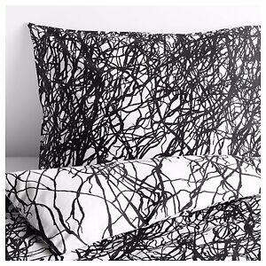 Ikea Svartan Single Quilt Cover 2 Pillowcases Www
