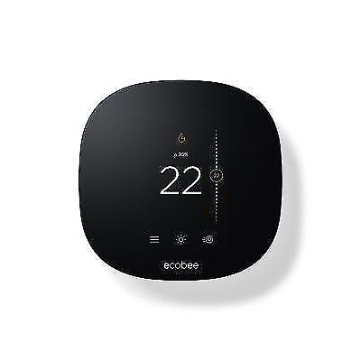 Ecobee 3 Lite Wi-Fi Smart Thermostat